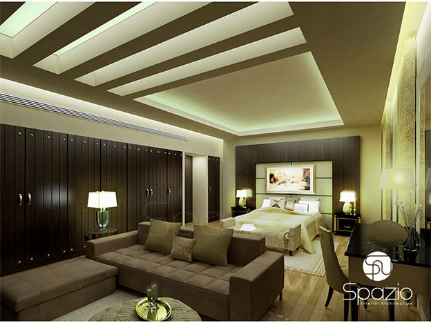 Hotel interior design in Dubai