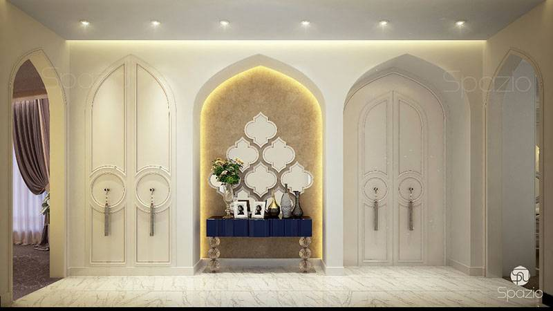 beautiful villa interior design in dubai UAE