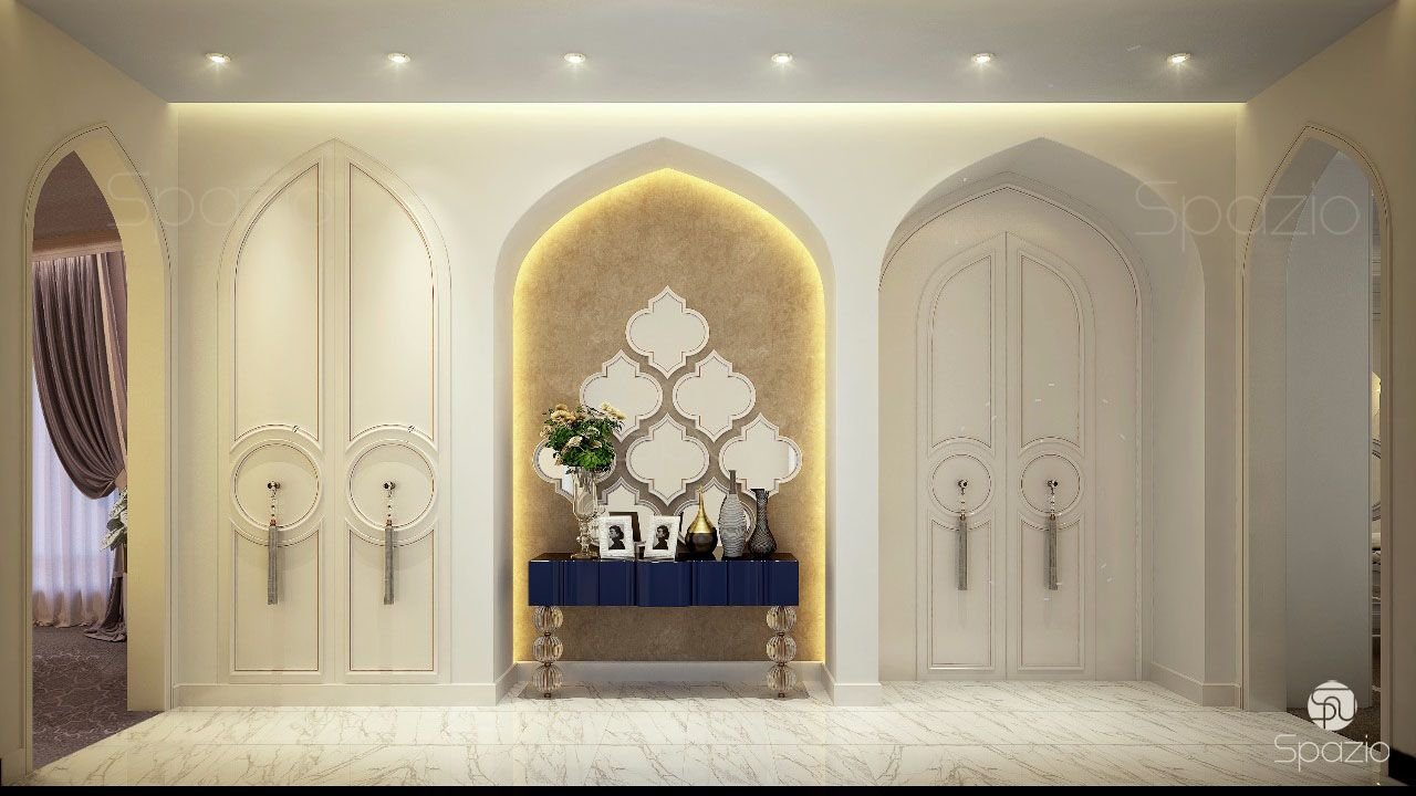 Luxury interior design in dubai 2018 spazio for Interior design villa project