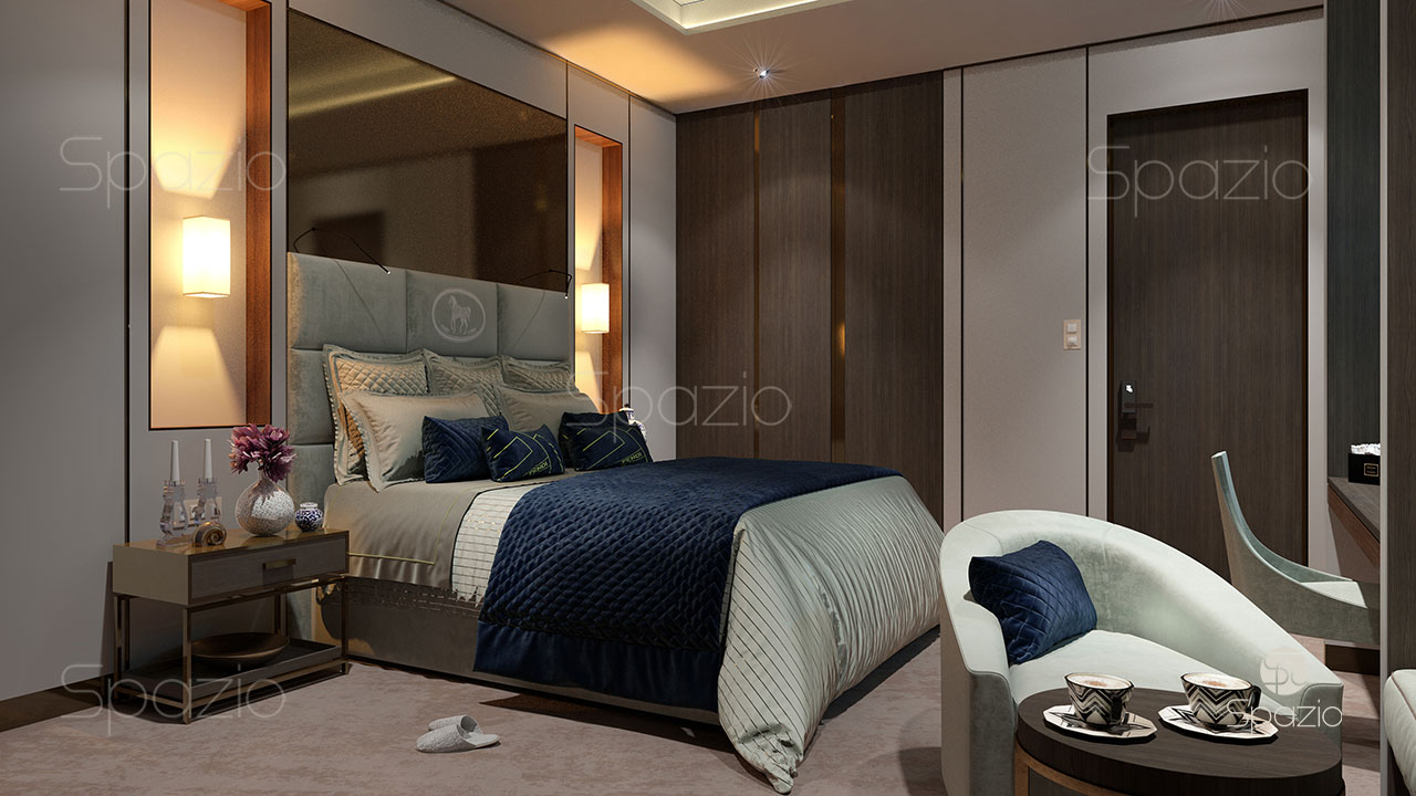 Hotel interior design company in dubai spazio for Designhotel 21