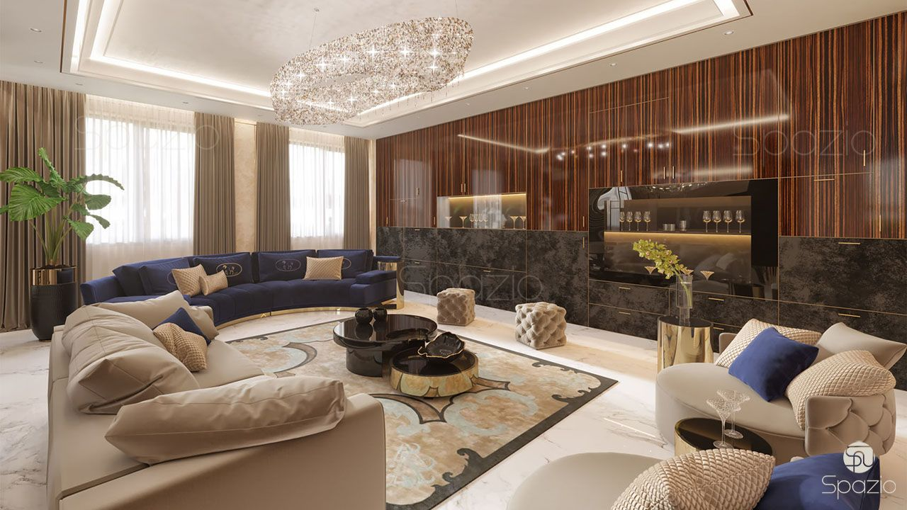 Exceptionnel Dubai Home Interior Design