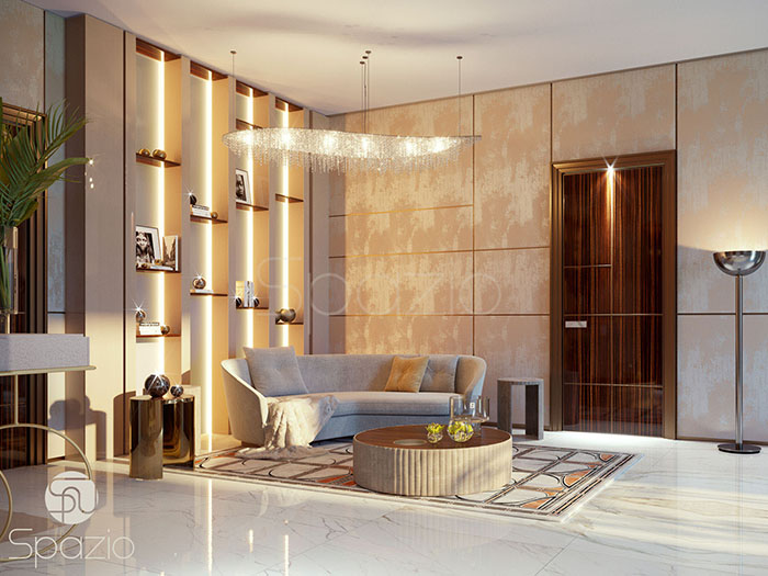 ... Interior Design Projects Of Dubai House ...