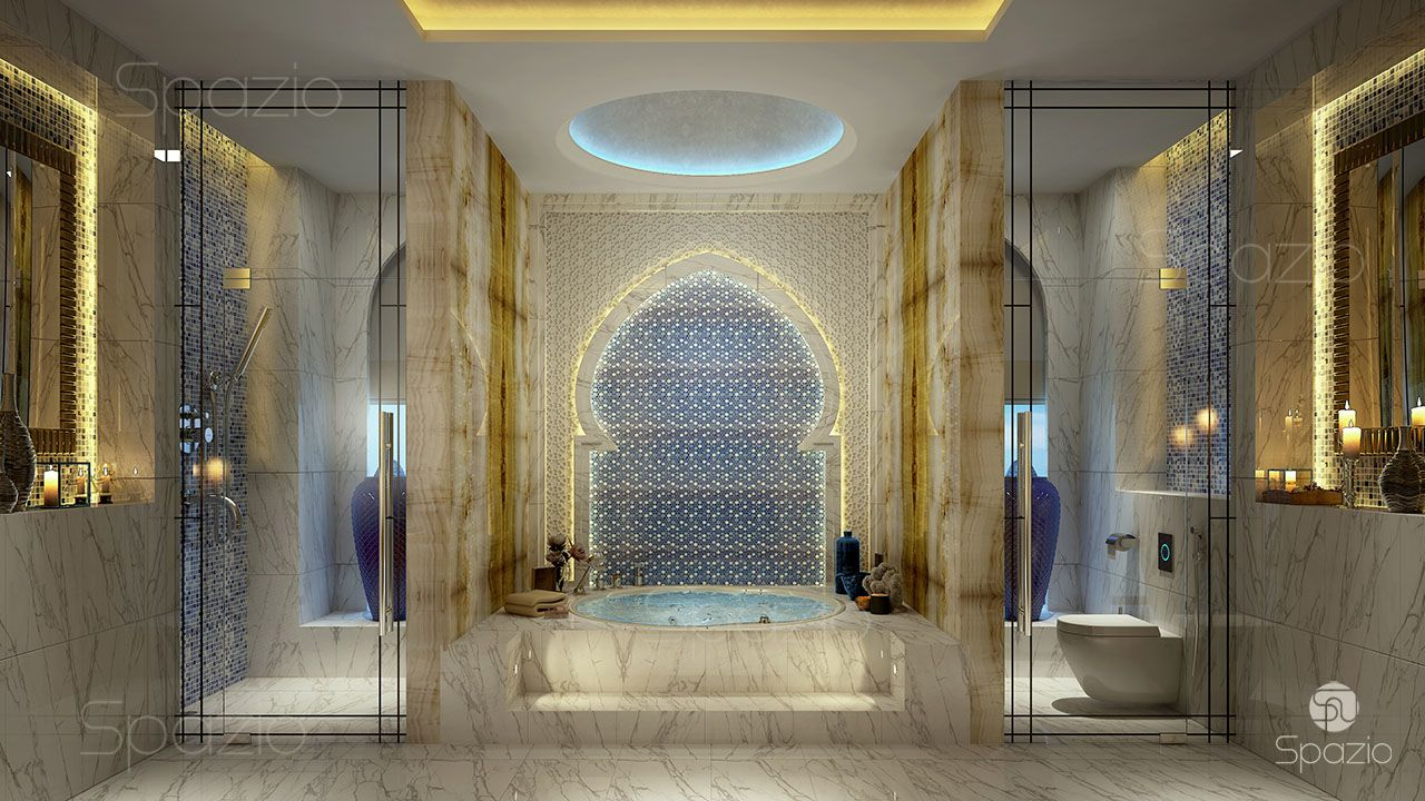 Luxury interior design in dubai 2019 designs spazio - Luxury interior ...