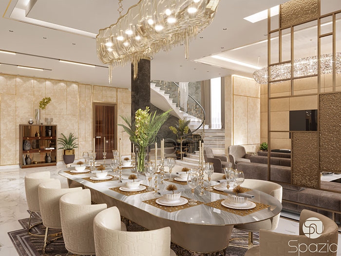 luxury interior design projects in Dubai UAE