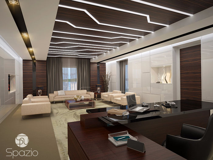 Interior design projects in the UAE | Spazio