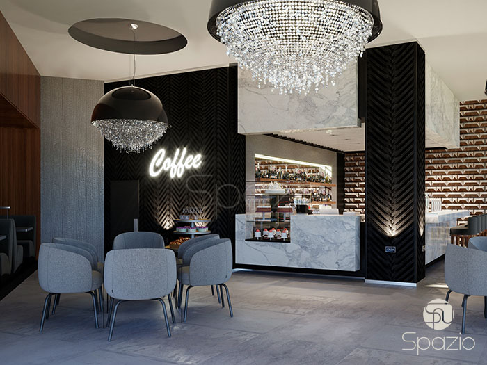 Dubai restaurant design project