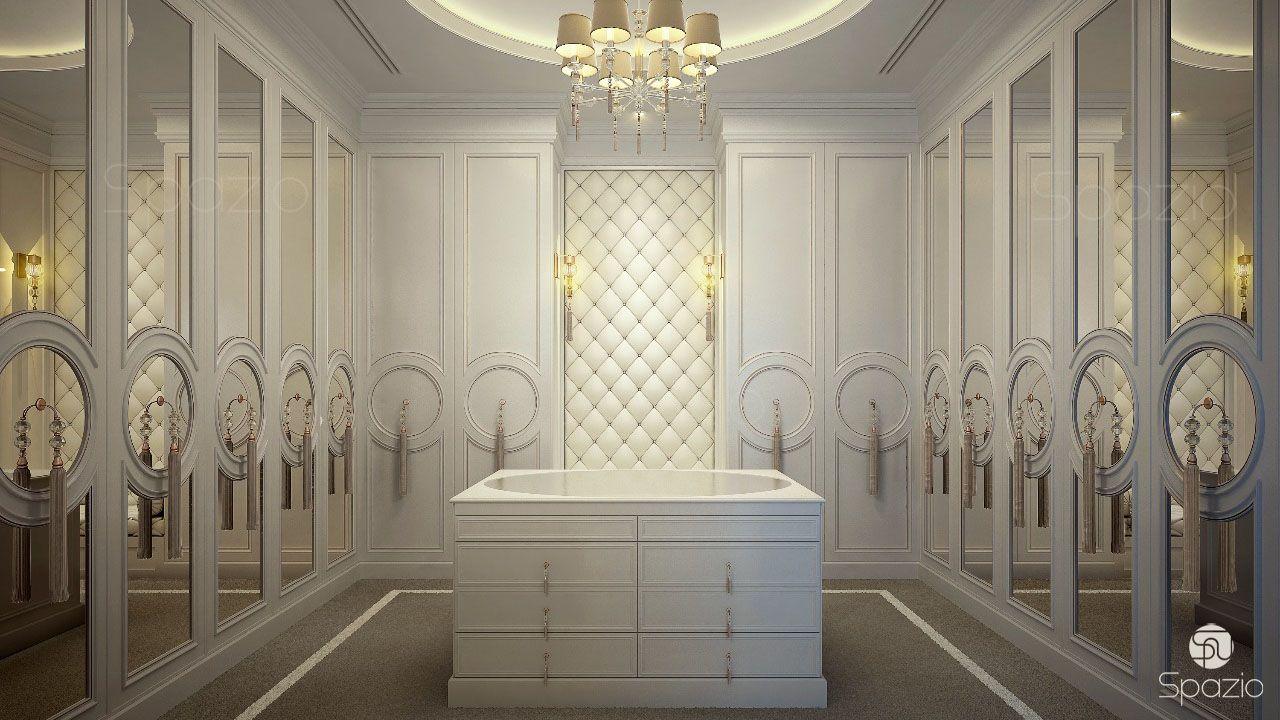 تصميم غرفة نوم رئيسية