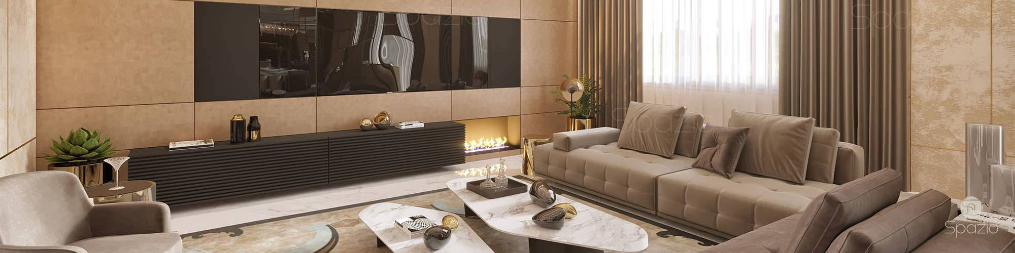 home interior design in uae | Spazio