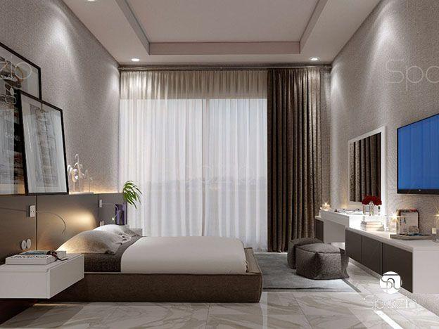beautyfull apartment design spazio
