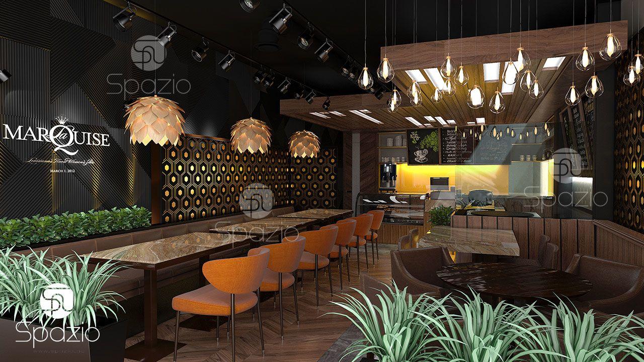 city restaurant design in Dubai