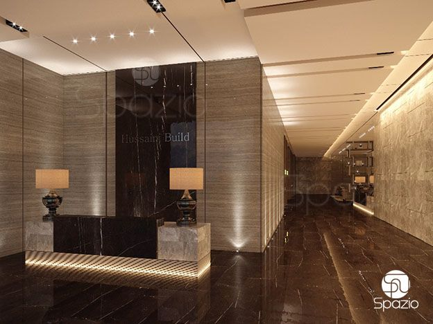 Interior fit out works in Dubai