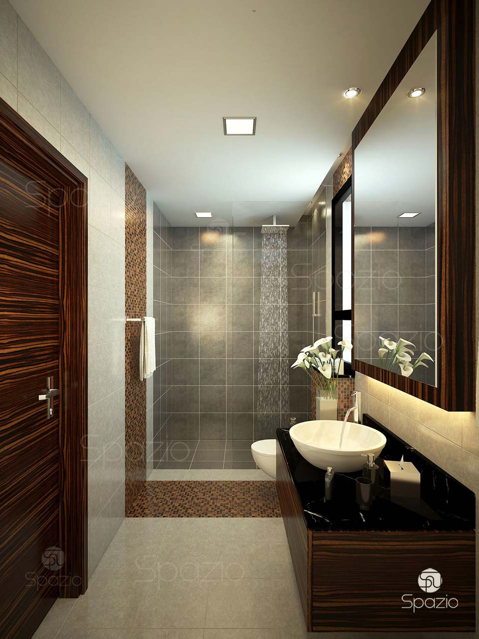 Bathroom design in Dubai | Bathroom designs 2020 | Spazio