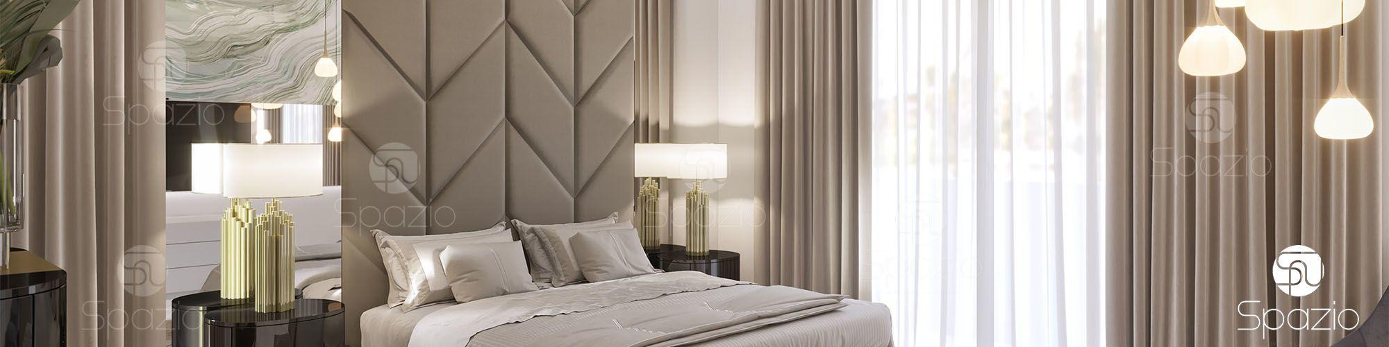 luxury dubai design for bedroom