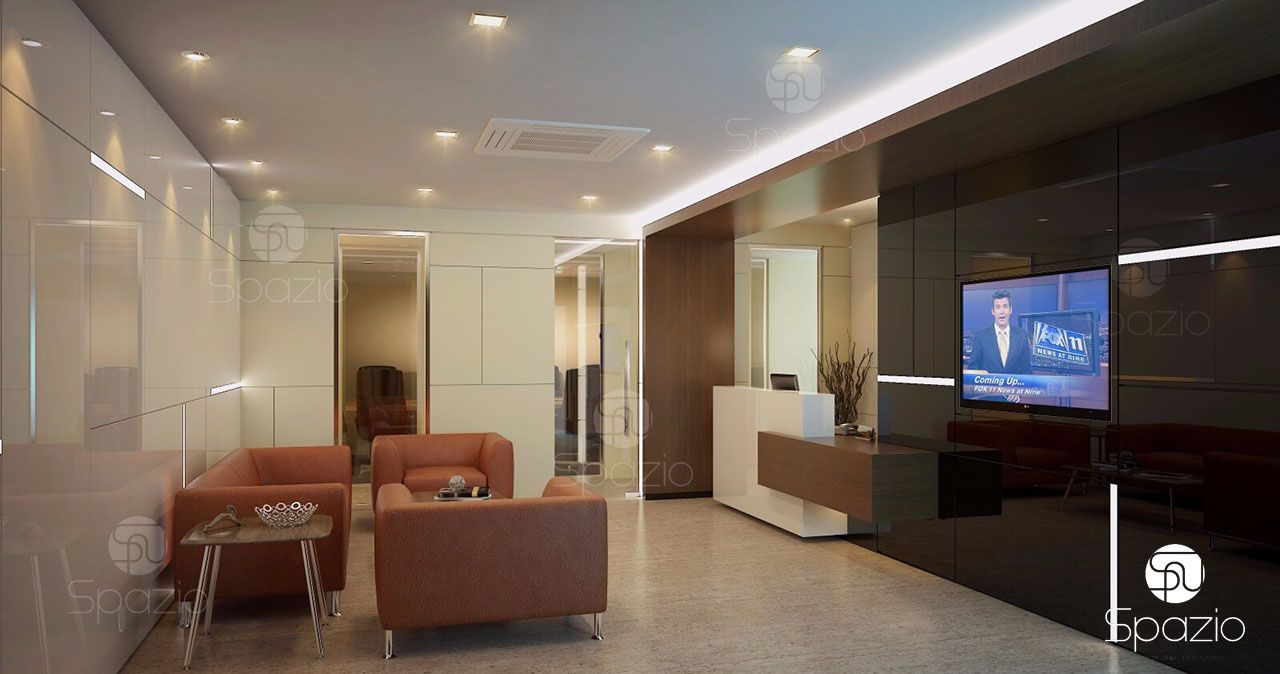 Office fit out services in dubai uae spazio for Office fit out