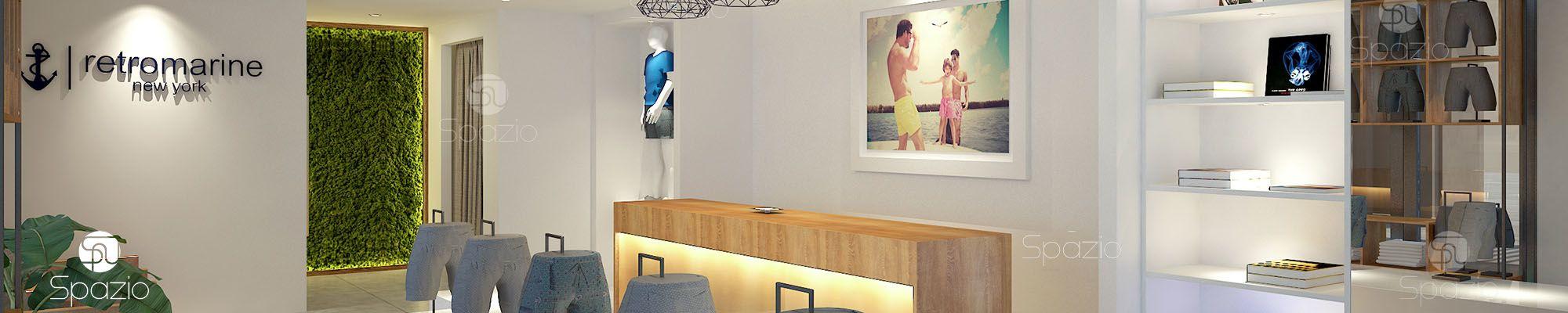 retail design spazio