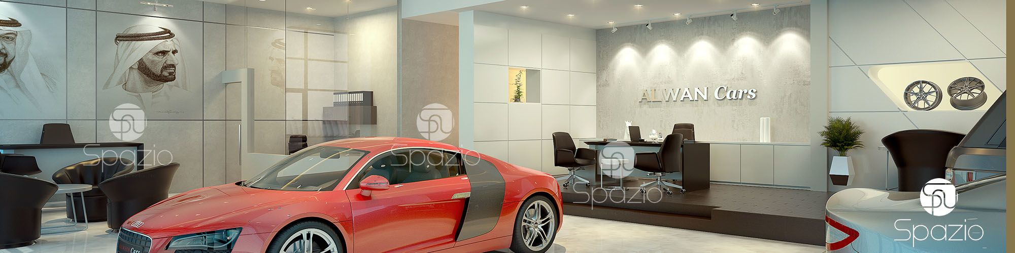 automotive dealership design