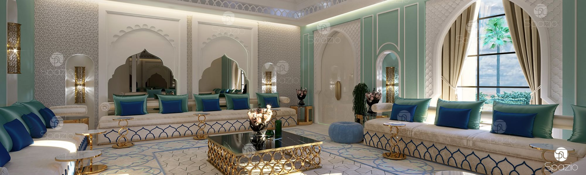 Modern Moroccan Style Interior Design And Home Decor In