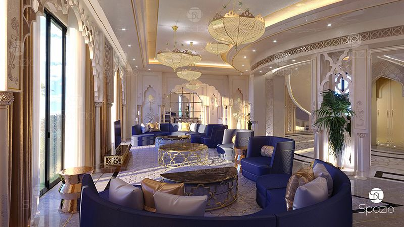 Modern Villa Interior Design In Dubai