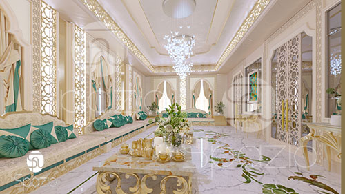 classical house decoration