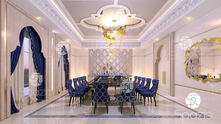 The Luxury Of East Comfort Environment And Richness Colors Elegance Grandeur Embodiment Sweet Bliss Pleasant