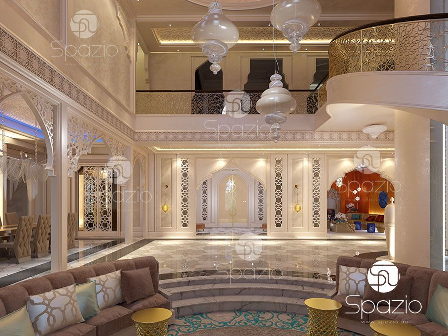 Arabic Style Interior Design Gallery Spazio