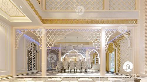 Arabian style home decor.
