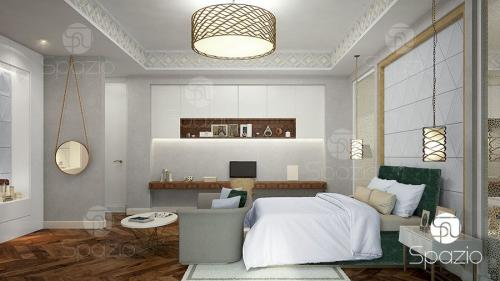 two bedroom flat interior decoration