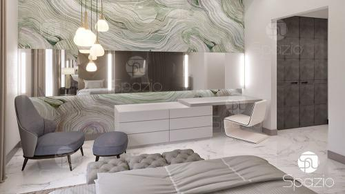 interior design idea for bedroom