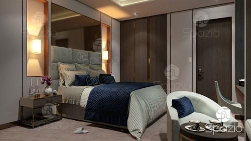 room arrangements for bedrooms in Abu Dhabi