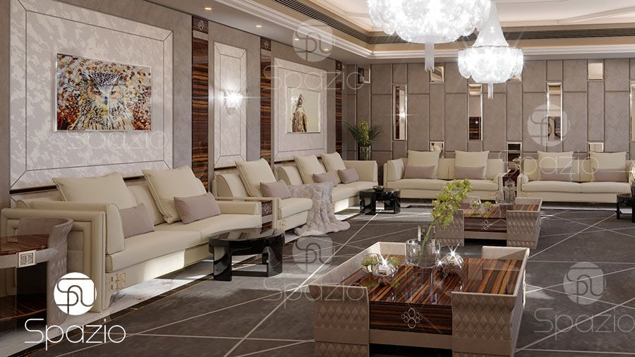 Gallery - Living room interior design - Dubai, Abu Dhabi ...